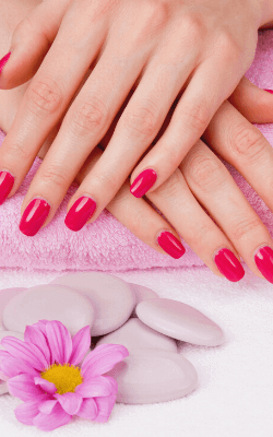 promozione pedicure manicure