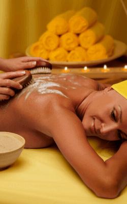 promozione scrub corpo